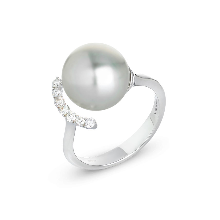 Ring Alessandra Donà – South Sea Pearl