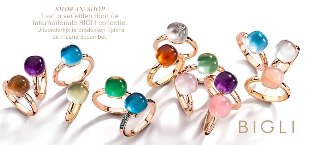 franssen, mini sweety, bigli, ringen, franssen juweliers