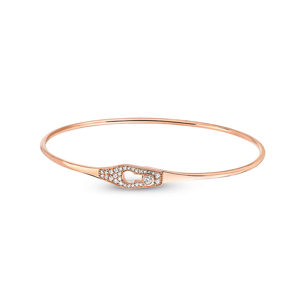 Serrure armband met diamant