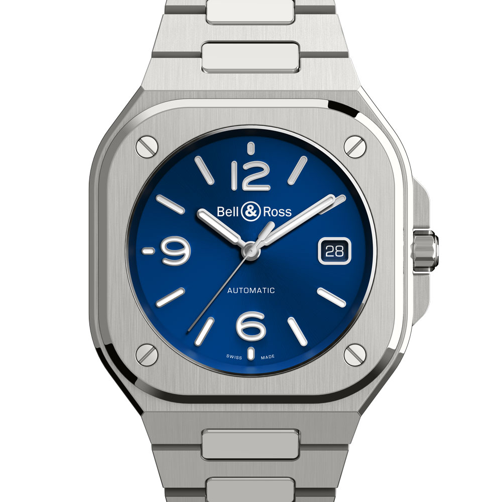 BR05 Automatic stalen band