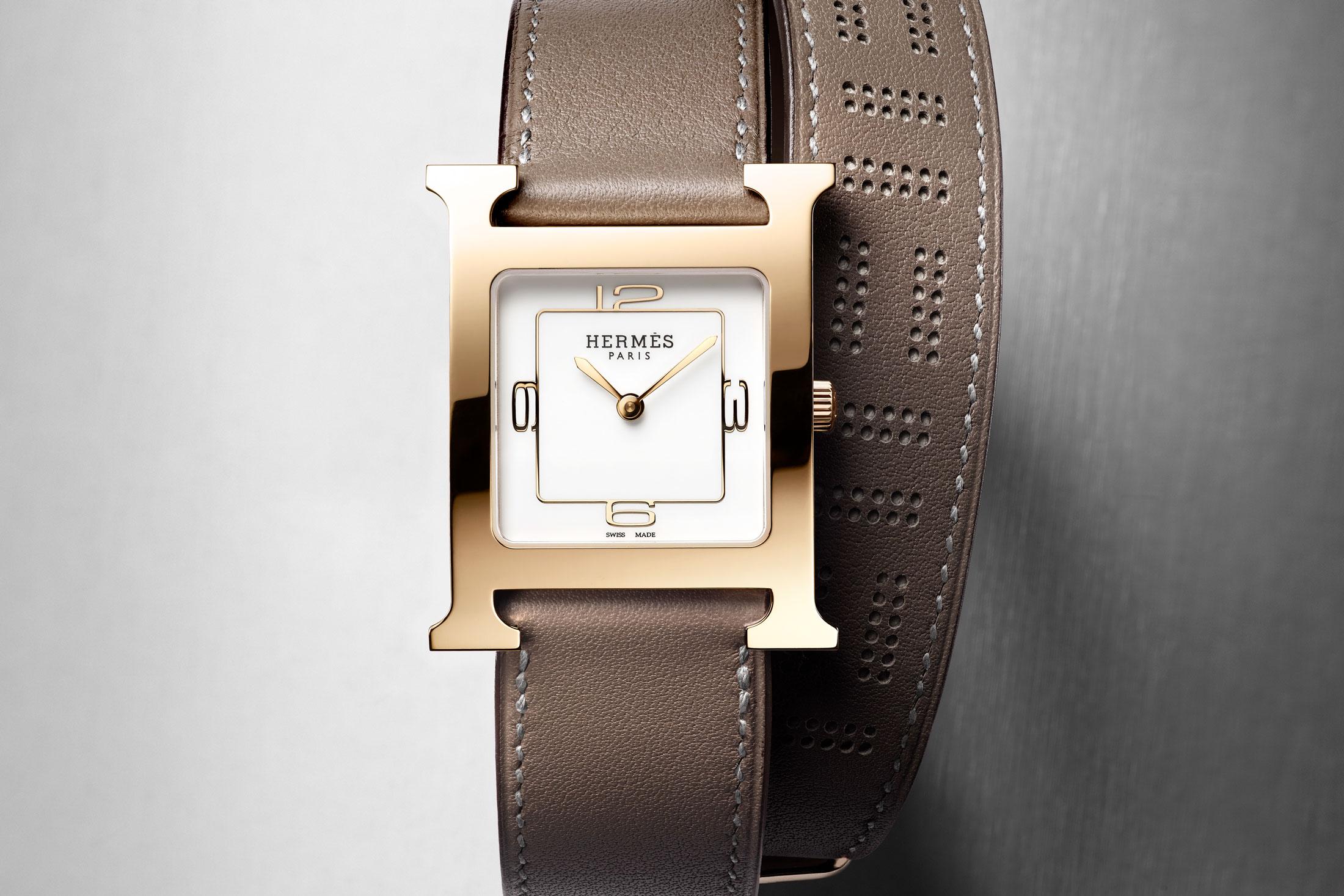 Hermes, horloge, juwelier, franssen, hasselt