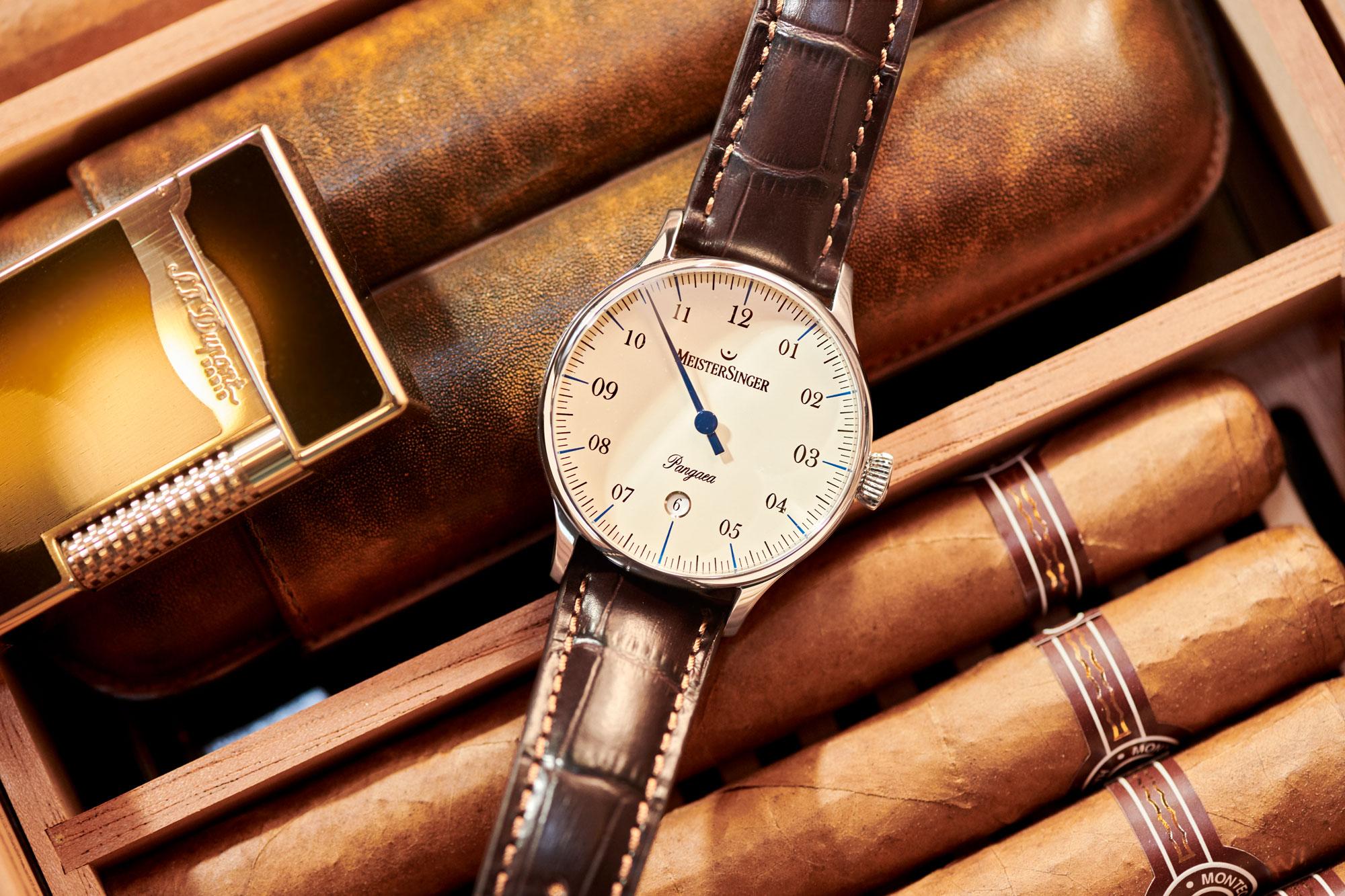 meistersinger, horloge, franssen