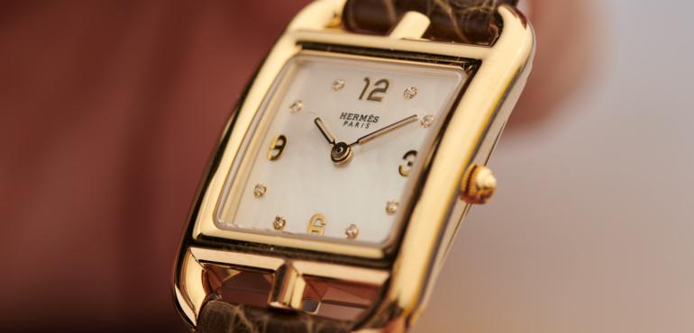 Hermes, hermes horloge, cape cod, horloge