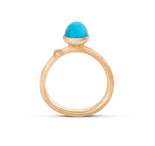 Lotus 0 ring turquoise