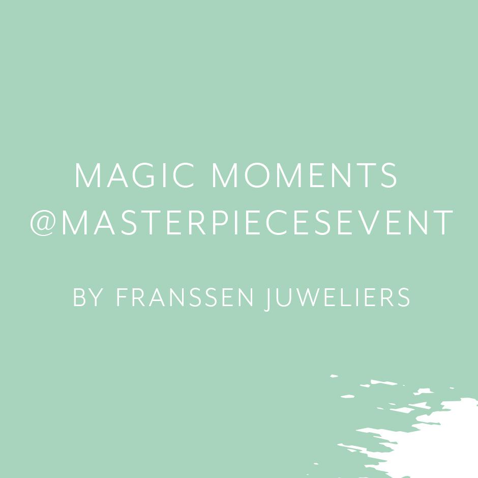 MasterPieces Event