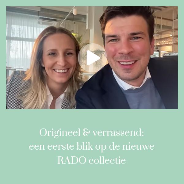 Rado horloges Franssen Juweliers Hasselt
