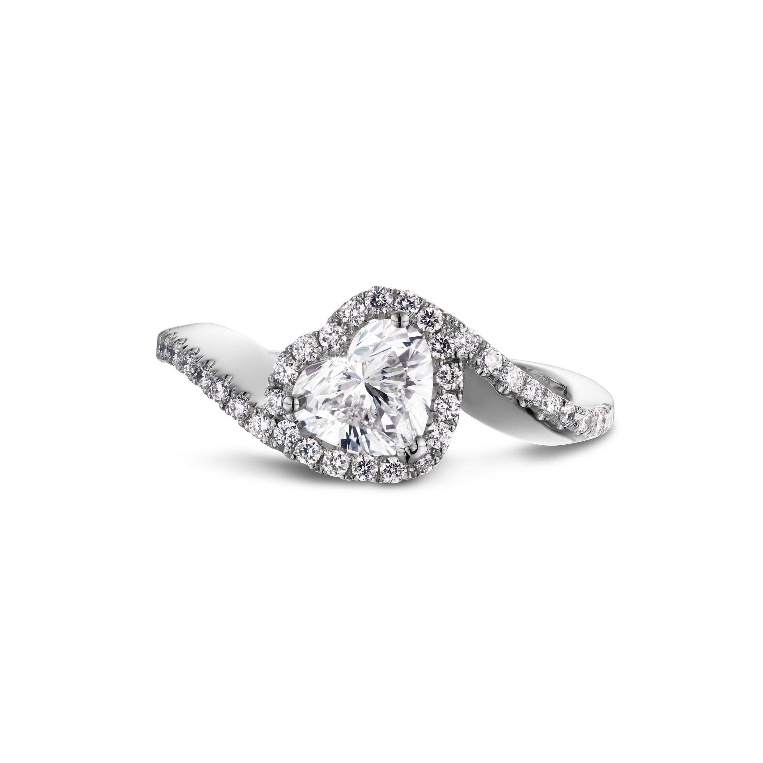 Sweetheart. De ring naar je hart.