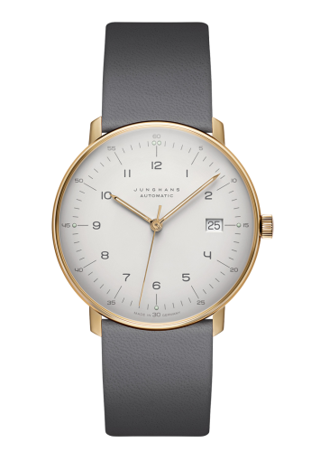Junghans Max Bill Automatic PVD gold
