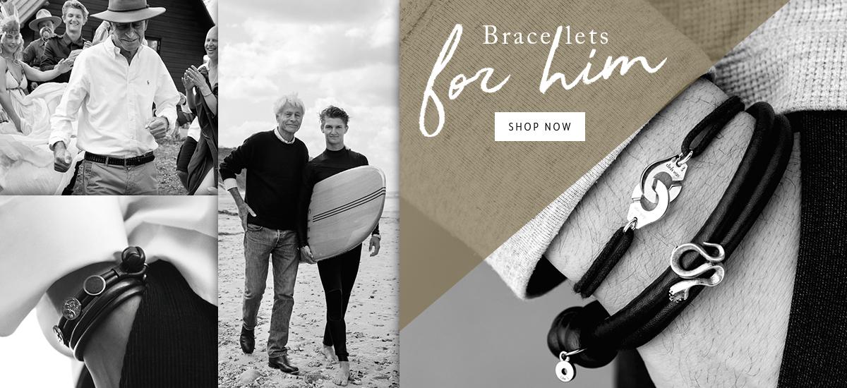 For him bracelets